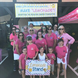 The Thorn Collection 6th Annual Lemonade Stand